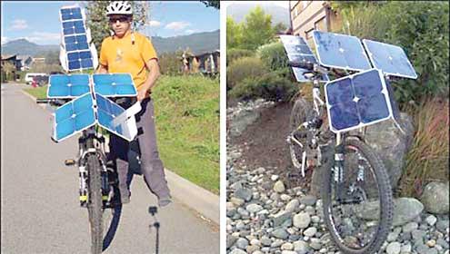 Shamsi Tawanai Sy Chalny Wali Cycle !!