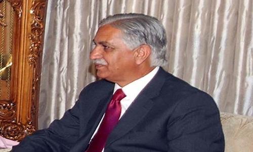 Chairman Senate