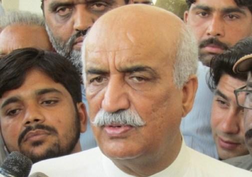 Chief Election Commissioner Ky Liye Farishtay Nahin La Sakty: Khurshid Shah