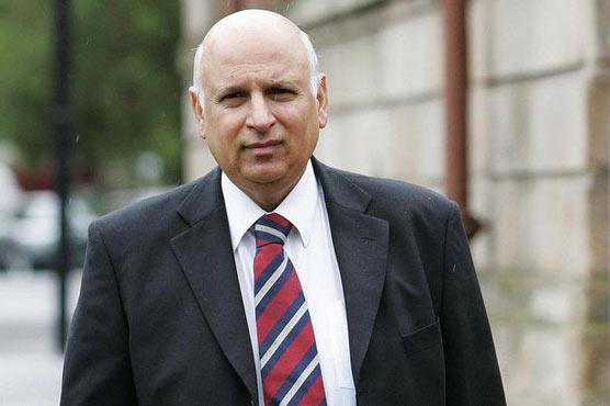 Governor Punjab Chaudary Sarwar Apny Auhday Sy Mustafi
