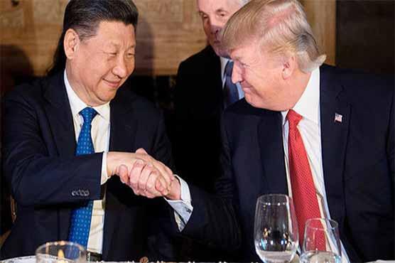 ٹرمپ نے چینی صدر سے ملاقات کے پہلے مرحلے کو بے نتیجہ قرار دے دیا