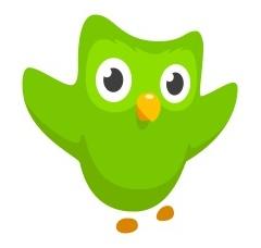 Duolingo op school,