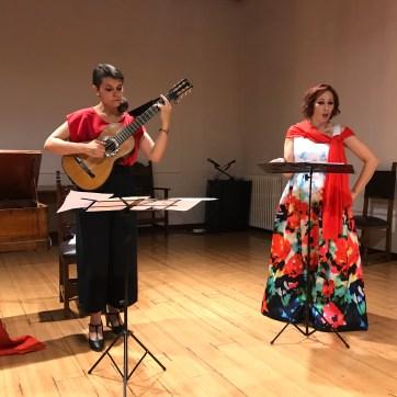 Formigine, Ispania Liberale e Romantica con mezzosoprano Anna Tonna - 2017