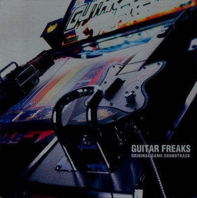Guitar Freaks OST的封面- 多色相册