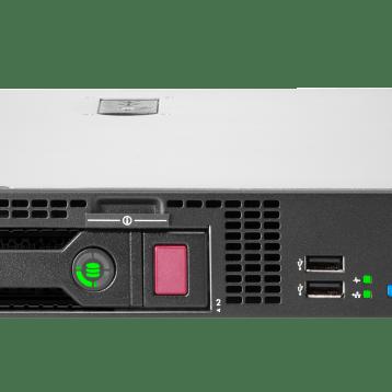 HP (HPE) ProLiant DL20 Gen9 Server