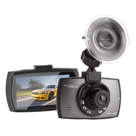 "Novatek Dash Cam 2.4"" FHD DVR"