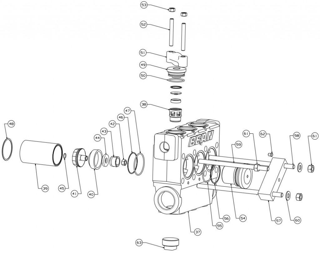 Pump Packing Diagram