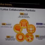 What's new at Lotus ? Coherence, openness and value