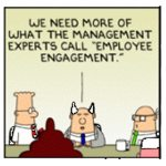 Who is really benefitting from employee engagement ?