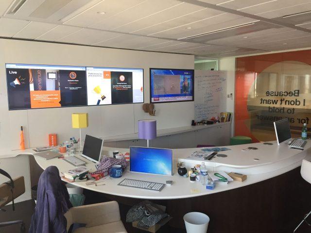Orange Social Hub