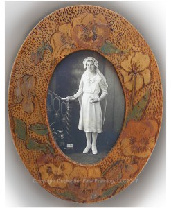 PERIOD PICTURE FRAMES