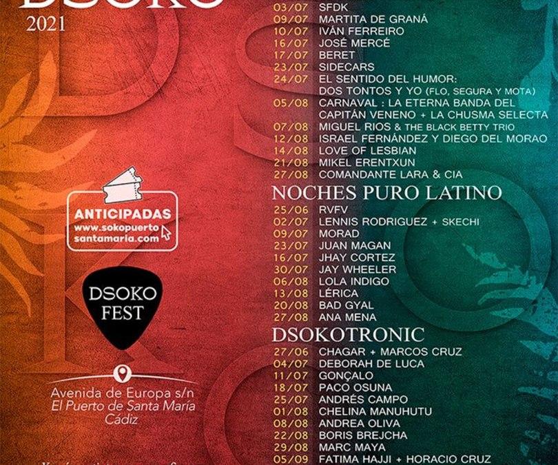 DSOKO Fest 2021, vuelve por todo lo alto