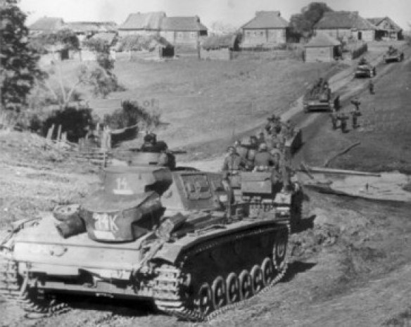 The 10th Panzer Division Tank Losses in October 1941