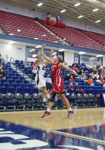 Duke Archive Vanessa Abel is one of four seniors leaving Duquesne from the women's basketball program.