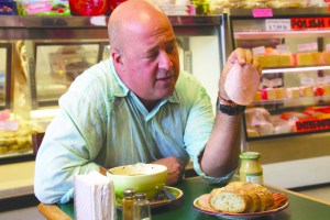 Features - Bizarre Foods (Travel Channel)