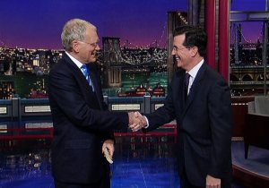Stephen Colbert-Late Show