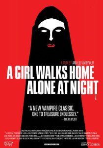 "Logan Pictures Billed as the first Iranian Vampire Western, ""A Girl Walks Home Alone at Night"" won many accolades at independent film festivals."