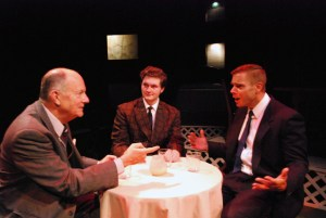 "Courtesy of John Lane The Red Masquers' production of ""Death of a Salesman"" features ""Pittsburgh Dad"" star Curt Wootton."