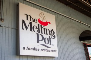 Photo by Claire Murray | Photo Editor. The Melting Pot is not the cheapest eating option in Pittsburgh, but it's worth the cost if you're in search of an upscale ending for your day.