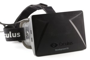 Courtesy of Oculus VR The Oculus Rift was originally planned to sell for $300, but its price was increased to $600, drawing doubts from gamers. Cheaper alternatives, such as the Gear VR, have also been released.