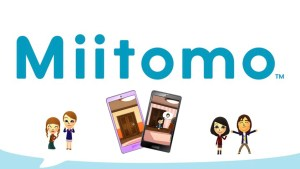 "Courtesy of Nintendo While Nintendo does dominate the hand-held video game market, the smartphone has been eating away at sales. This possibly explains the decision to create apps, the first of which is ""Miitomo."""