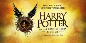 Image courtesy of Little, Brown and Company Unlike the novels that proceed it, Harry Potter and the Cursed Child starts with main protaganist Albus Potter's fourth year, rather than his first.