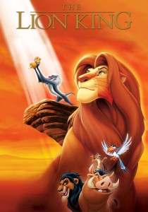 "Courtesy of Disney Disney announced the live-action adaptation of ""The Lion King"" via a press release on September 28."