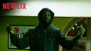 Courtesy of Marvel Television The character of Luke Cage was created by writer Archie Goodwin and artists John Romita Sr. and George Tuska. He first appeared in 1972 and is well known for his team-ups with the hero Iron Fist, who is slated to get his own Netflix treatment in March 2017.