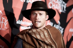 AP Photo Scott Eastwood attends the 5th Annual Hilarity for Charity Variety Show: Seth Rogen's Halloween on Saturday, Oct. 15, 2016, in Los Angeles. (Photo by Richard Shotwell/Invision/AP)