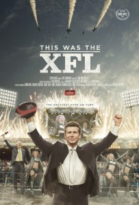 Courtesy of ESPN Films | ESPN Films first aired the documentary on Feb. 2 as it recaptured the rise and rapid fall of the XFL.