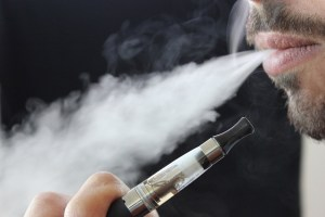 Courtesy of Lindsay Fox/Flickr  Allegheny County Council voted March 7 to ban e-cigarettes and personal vaporizer devices in indoor public places where smoking has already been forbidden.