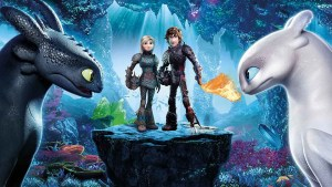 Courtesy of Universal Pictures How To Train Your Dragon: The Hidden World opened at no. 1 in the box office, grossing over $55 million on its opening weekend.