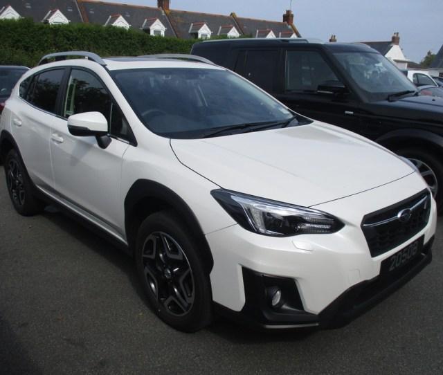 New Subaru Xv  O Premium Auto
