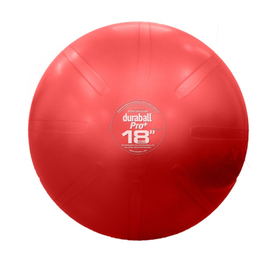 Duraball 18 inch 45cm Red