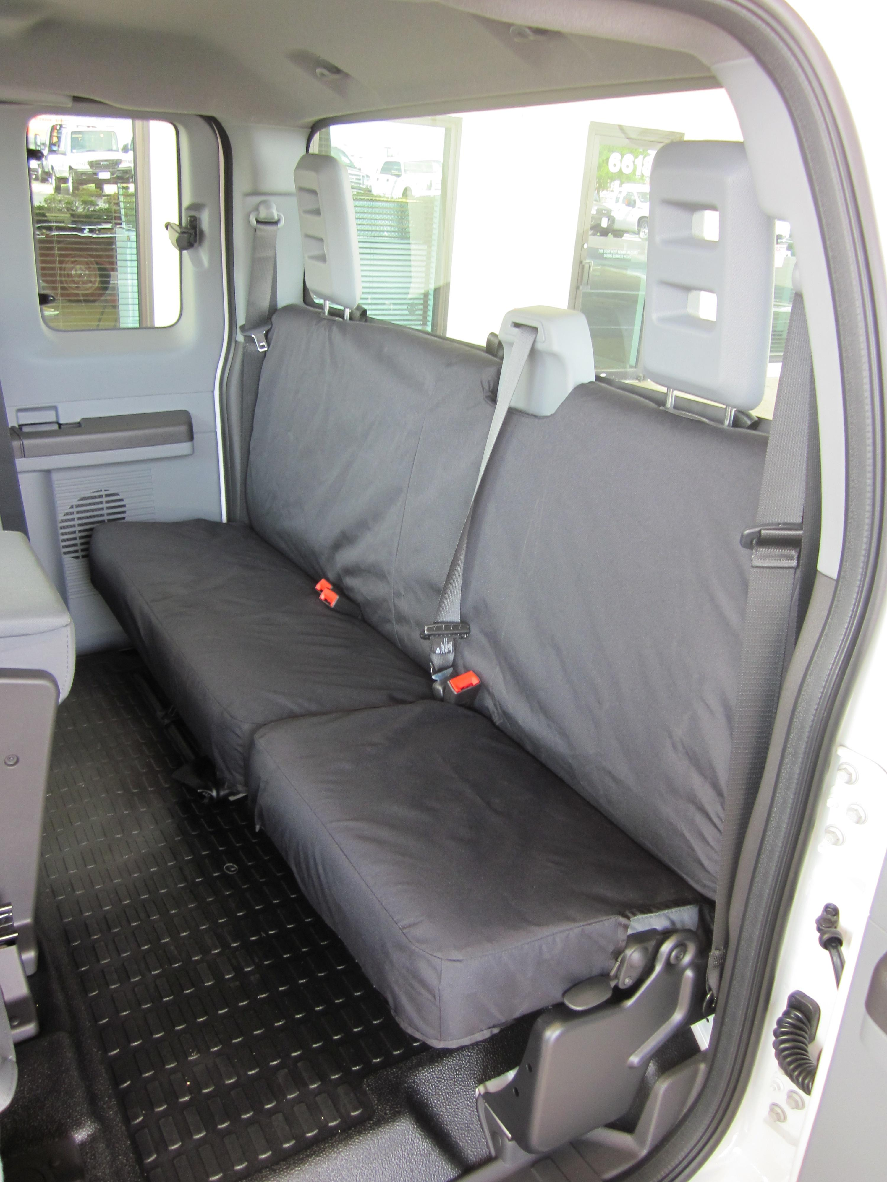 Ford F350 Bench Seat Cover Velcromag