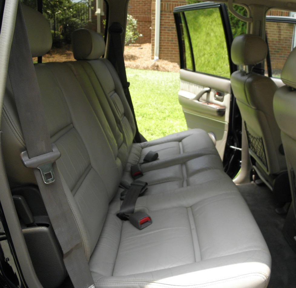 1995 1997 Toyota Land Cruiser Seat Covers For Middle Row