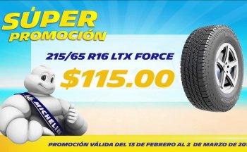 Aprovecha las promociones de verano seguro Michelin