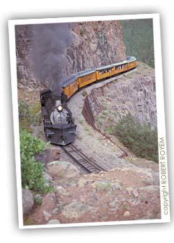 durango silverton train durango colorado