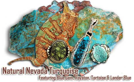 A Nevada Turquoise Mines Facts Page
