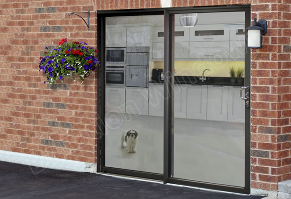 duraslide aluminium patio doors