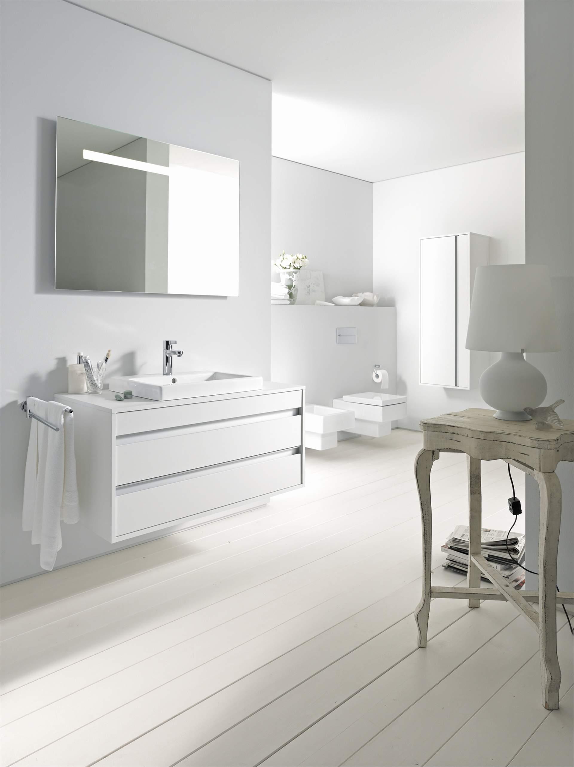 duravit vero washbasins toilets