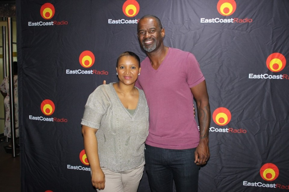 Beverley Dias from Newlands East says it was amazing to meet the legend and it was literally a dream come true for her.
