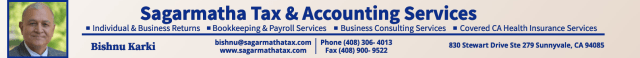 Sagarmatha Tax And Accounting Service