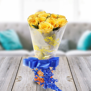 Cheerful Wishes Flowers Delivery Durgapur