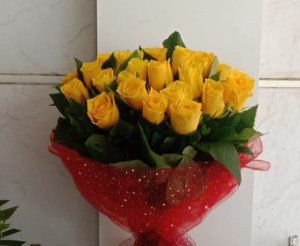 Yellow Roses Delivery Durgapur
