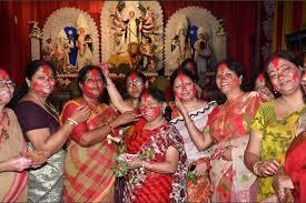Kashmari Gate Durga Puja in Delhi