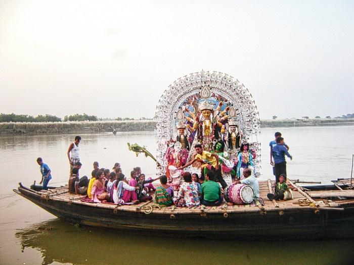 Durga Maa Visarjan 2016