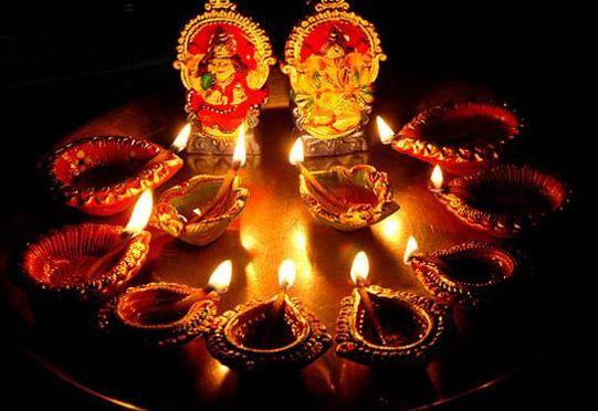 Diwali Kali Puja Dates