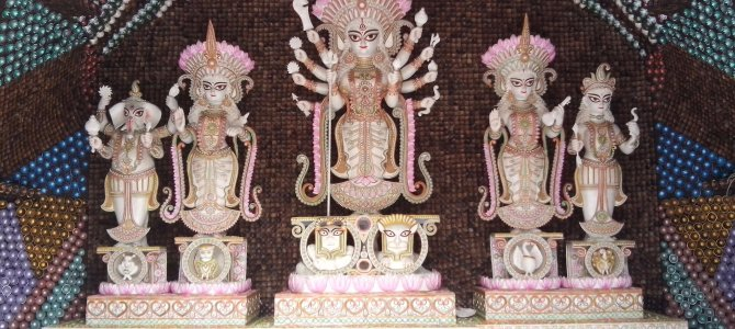Chaltabagan Lohapatty Maniktala Durga Puja