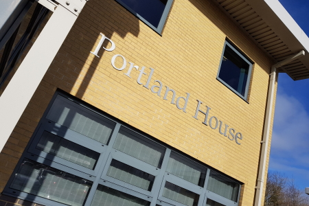Portland House, the base of Durham Office Services
